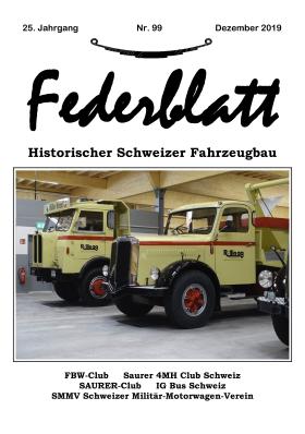 Federblatt Titelbild